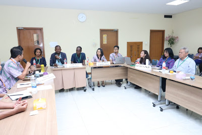 Suasana audit di PT Medion Farma Jaya (Foto: Dok. Kementan)