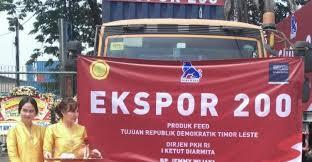 Ekspor Sub Sektor Peternakan di April Sudah Senilai Rp 538 M