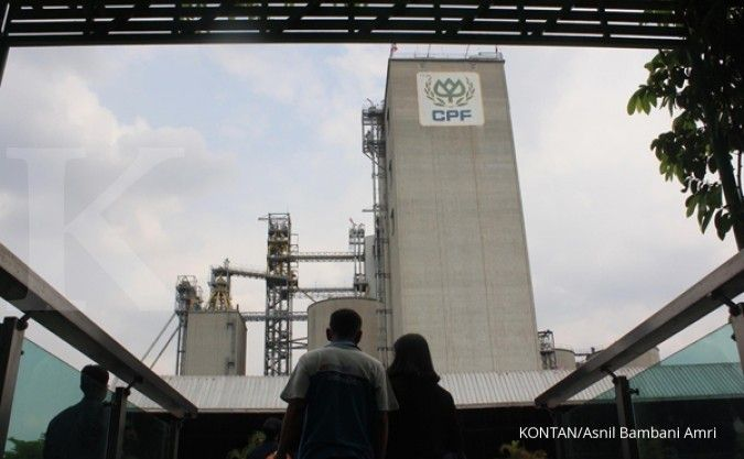 KUARTAL III 2020, LABA PT CHAROEN POKPHAND INDONESIA TBK TURUN 10,94% YOY
