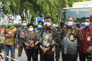 PRODUK AYAM OLAHAN INDONESIA HADIR DI BANGLADESH UNTUK PERTAMA KALINYA